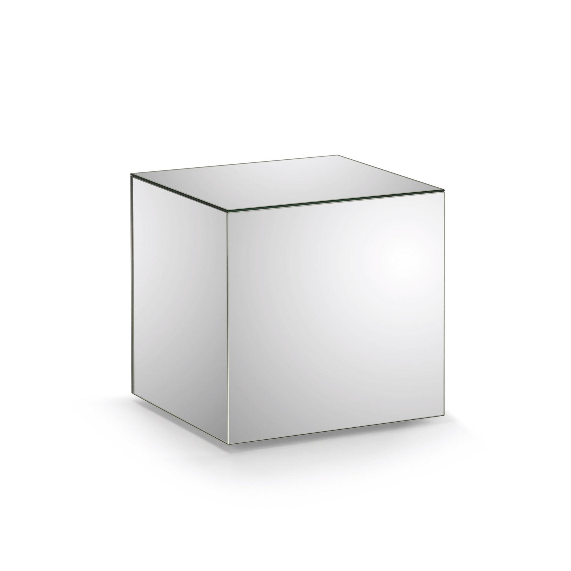 Mesa auxiliar torcento cristal espejo no disponible en - Espejos de mesa baratos ...