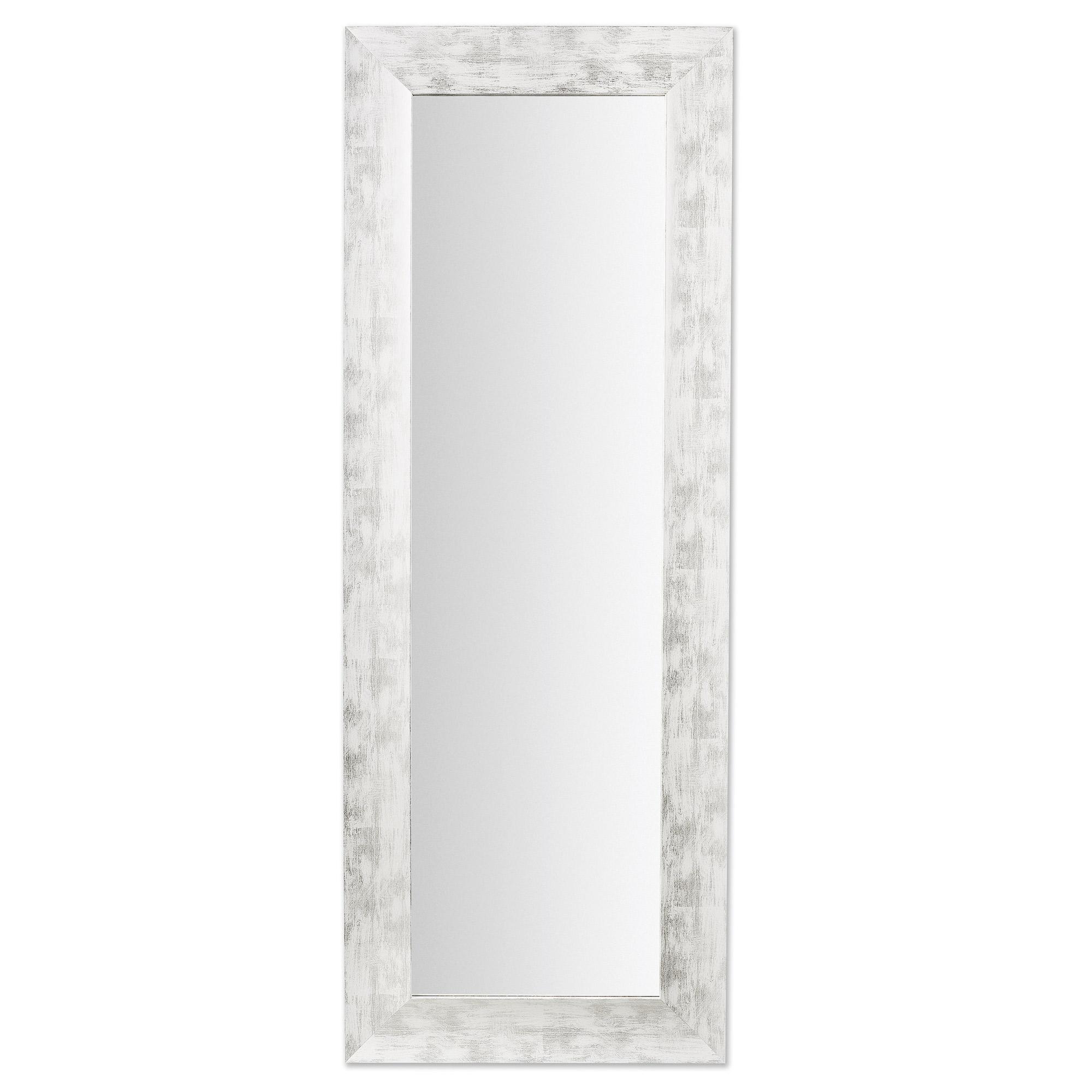 misty espejo 159x59 madera blanco m33 de lujo en